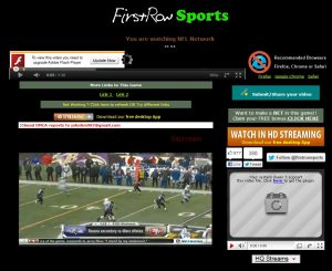 sport streaming websites